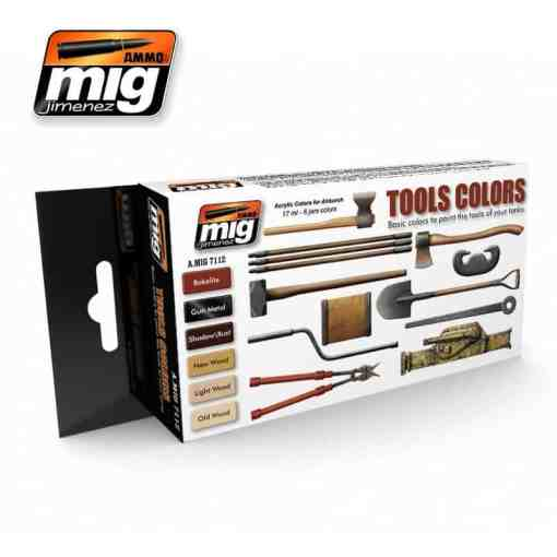 Tools Color Set