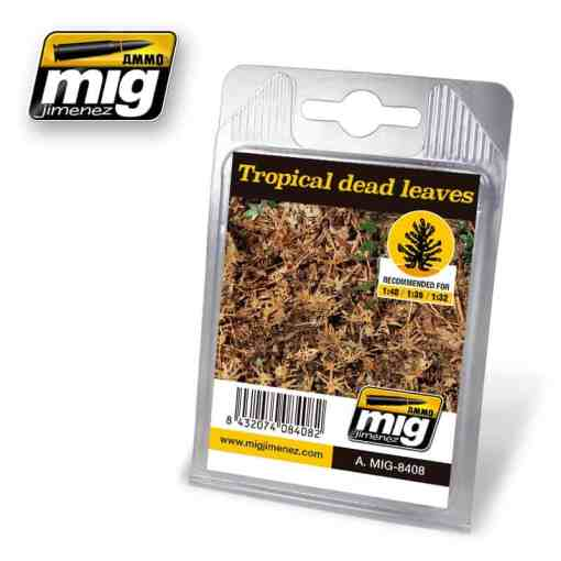 Tropical Dead Laser Cut Leaves