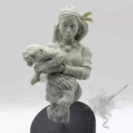 BrokenToad Guild ball Bust Angel & Salt