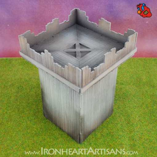 Modular Fort Tower for Kings of War