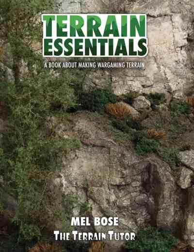 Terrain essentials by Mel Bose the terrain tutor
