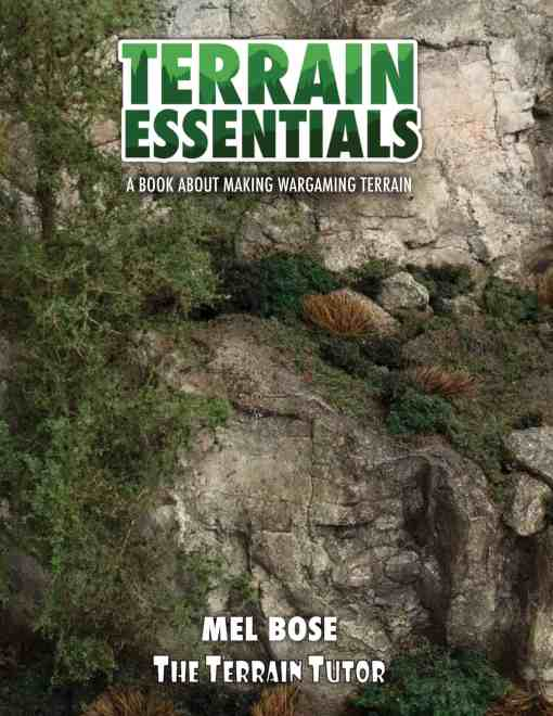 Terrain essentials by Mel Bose the terrain tutor