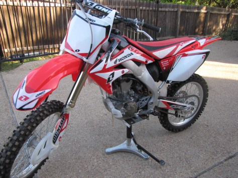 Honda CRF250R How to buy a motorcycle dirt bike for a child