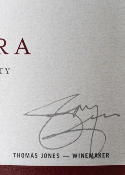 Iron Hub Winemaker Signature