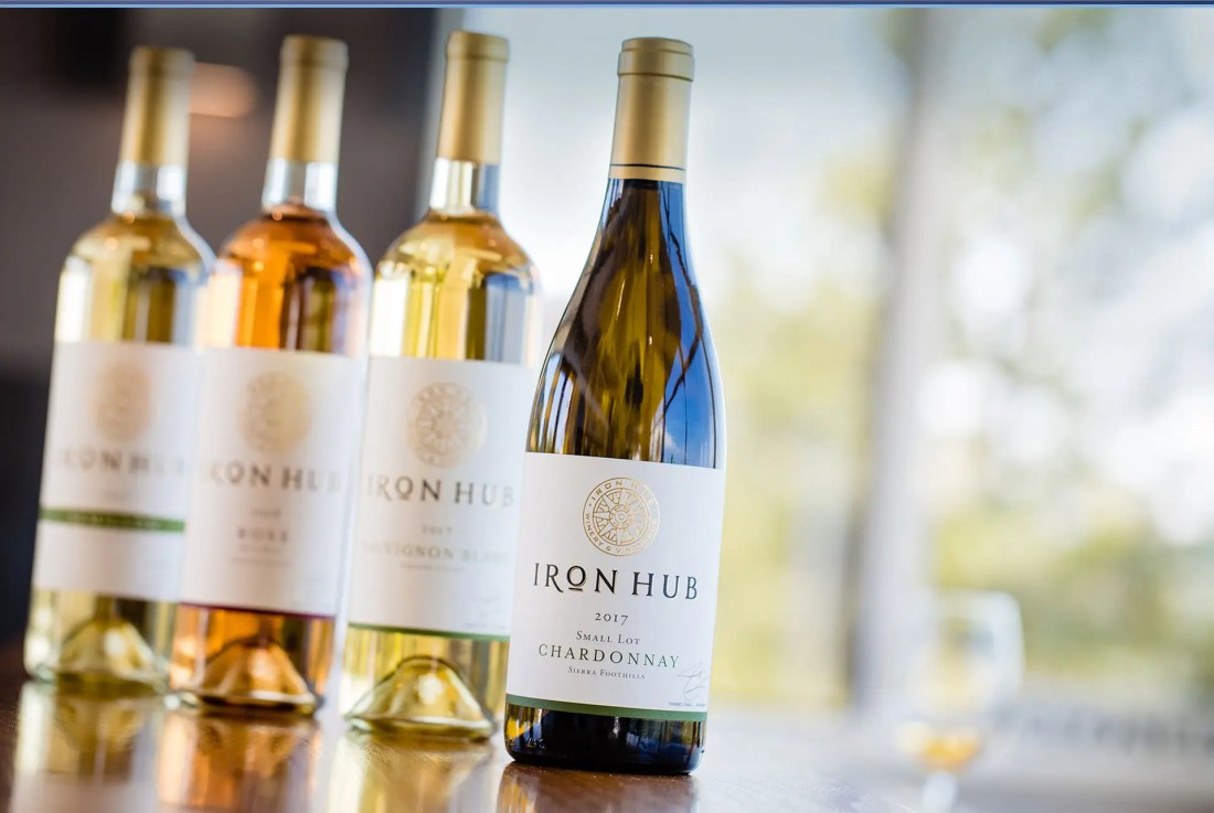 Iron Hub White Wines
