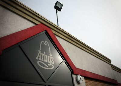Window Decal: Arby's Restaurant