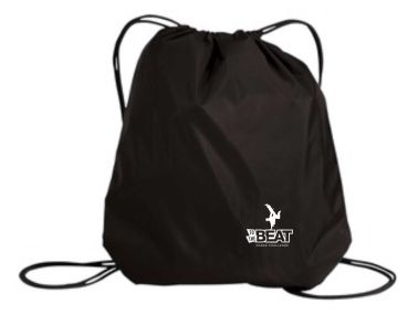 To the Beat Cinch Bag