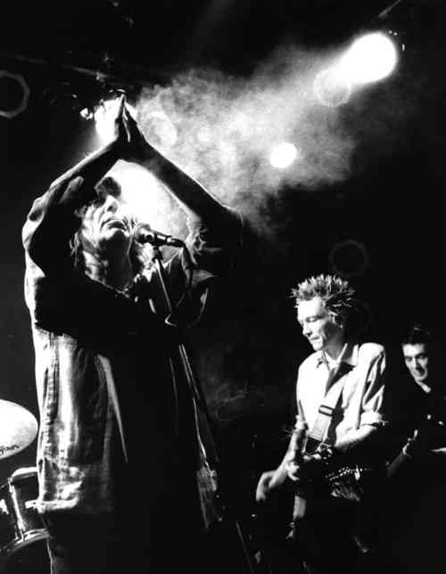 Howard Marks performing at The Garage, London in 2000