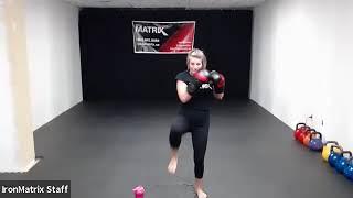 01.07.21 KickboxingXP w/Patti