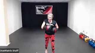 01.21.21 KickboxingXP w/Patti