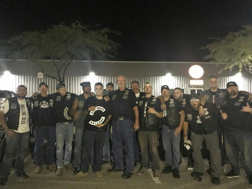 Outlaws Motorcycle Club Chapters