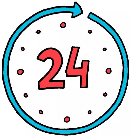Intermittent Fasting Blog - Clock