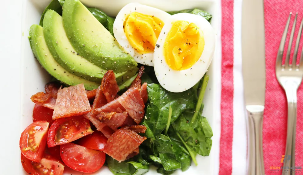 breakfast recipes blt bowl
