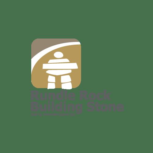 Logo Design - Rundle Rock Building Stone