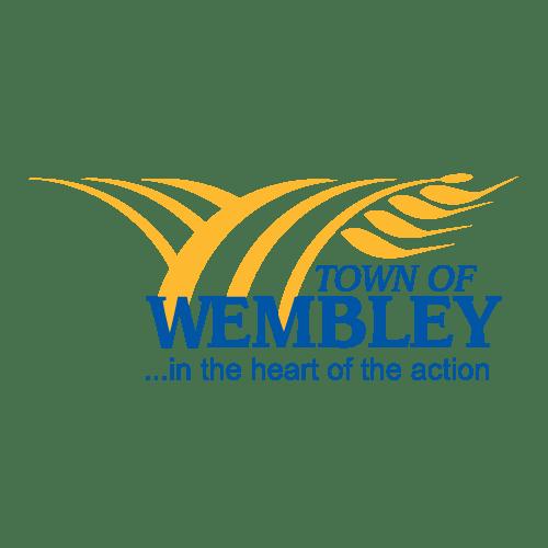 Logo Design - Town of Wembley, AB