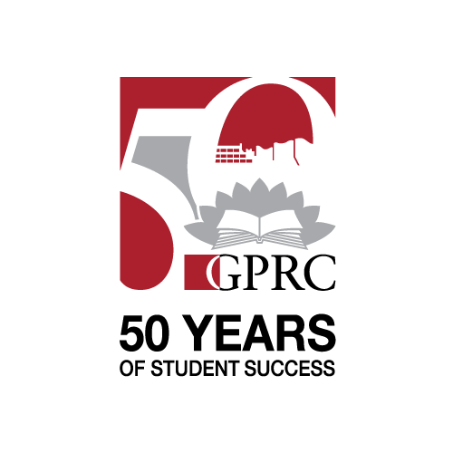 Logo Design - GPRC 50th