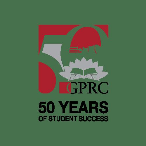 Logo Design - GPRC 50th