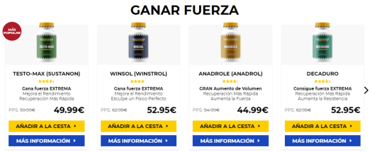 venta de esteroides anabolicos Anavar 10 Maha Pharma