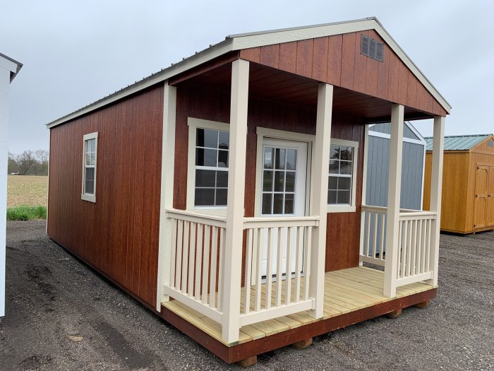Irons RV Park Cabin