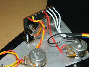 Stratocaster 5 Way Switch Tricks  Electric Guitar Pickups