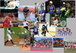 free weight loss program  -sports collage