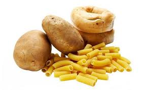 ironstruck.com- top ten carbohydrates for endurance athletes.