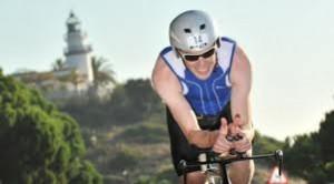 pro triathlete Alonso-Mckernan of Spain