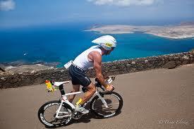 Ironman Lanzarote's scenic bike course