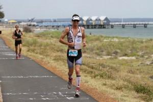 Interview of Guy Crawford pro triathlete