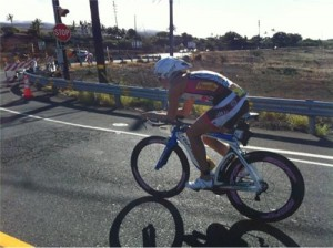 Hawaii results ironman 70.3Hillary Biscay