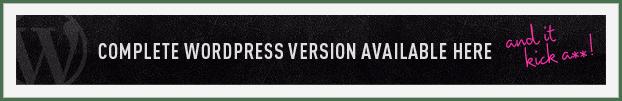 IronBand - WordPress version