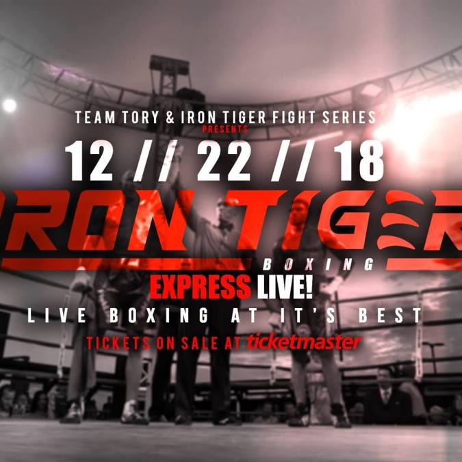 How Your Company Can Get In The Ring With Iron Tiger Fight Series