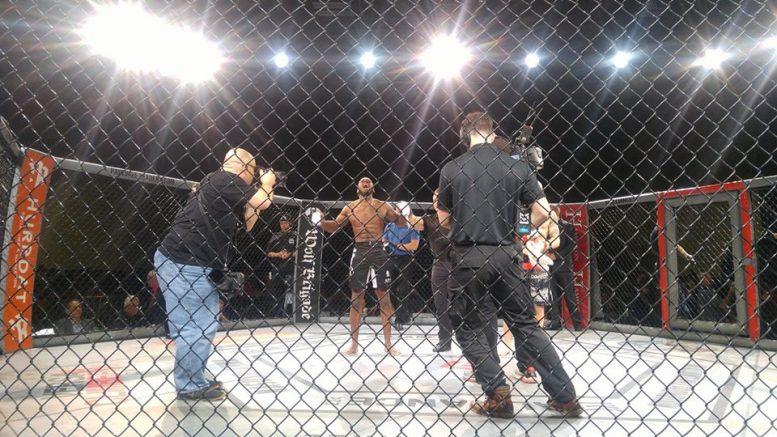 Iron Tiger 155LB Champ Devonte Smith Set To Make Waves At UFC Denver Tonight!