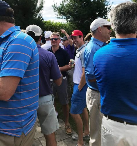 Time to party at the Ironwood Capital 2018 Golf Outing reception