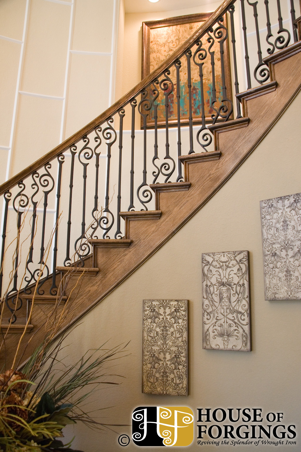 Houston Tx Largest Stair Company Ironwood Connection