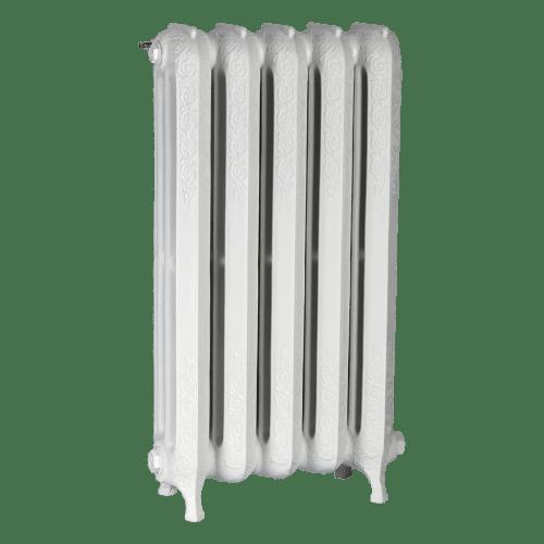 Ironworks Radiators Inc. roll top, decorative, embossed radiator
