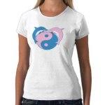 Dolphin Yin Yang Blue/Pink Gifts