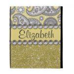 Glitter Paisley Rhinestone Gifts
