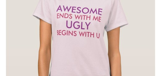 Awesome ends with me Funny Offensive Saying Shirts and T-Shirts