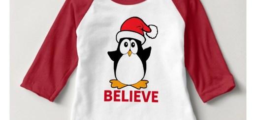 Christmas Penguin Shirts