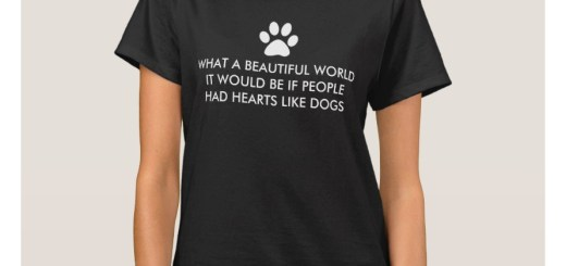 Hearts Like Dogs Shirts & T-shirts