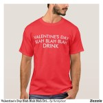 Valentine's Day Blah Shirts