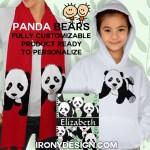 Panda Bears Gift Products