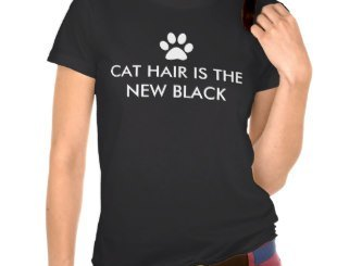 Cat Hair is the New Black Shirts