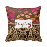Leopard Print Kiss
