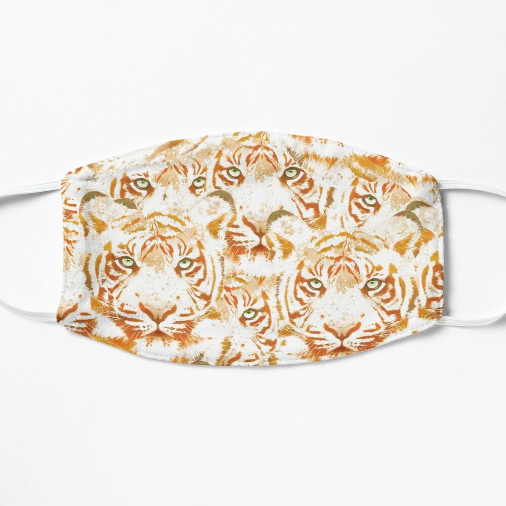 Tiger Face Design Pattern Mask