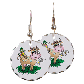 Cute Cows Earrings