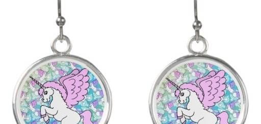 Novelty Graphic Earrings