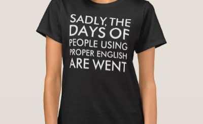 Proper English Grammar Gift Products