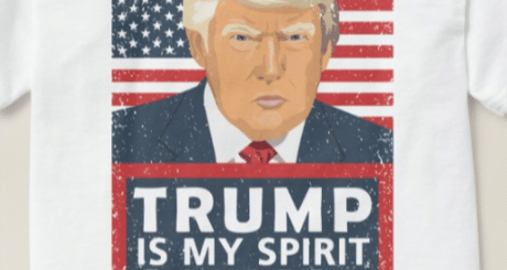 Donald Trump Spirit Animal T-Shirts and Products
